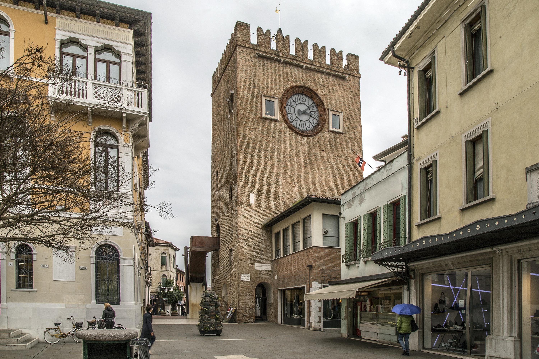 Torre civica di Mestre   Comune di Venezia.