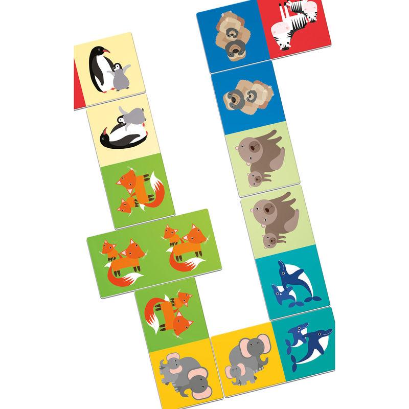 Domino degli animali