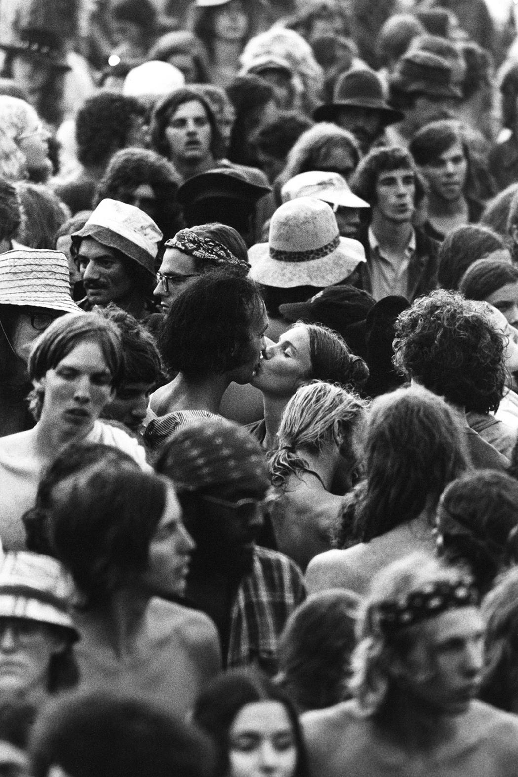 @Jean-Pierre Laffont Summer Jam a Watkins Glen, 28 luglio 1973