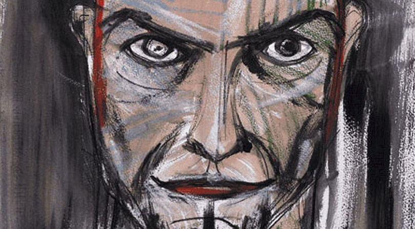 Autoritratto di David Bowie