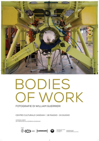 Manifesto mostra Bodies of work