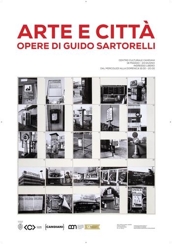 manifesto mostra Sartorelli