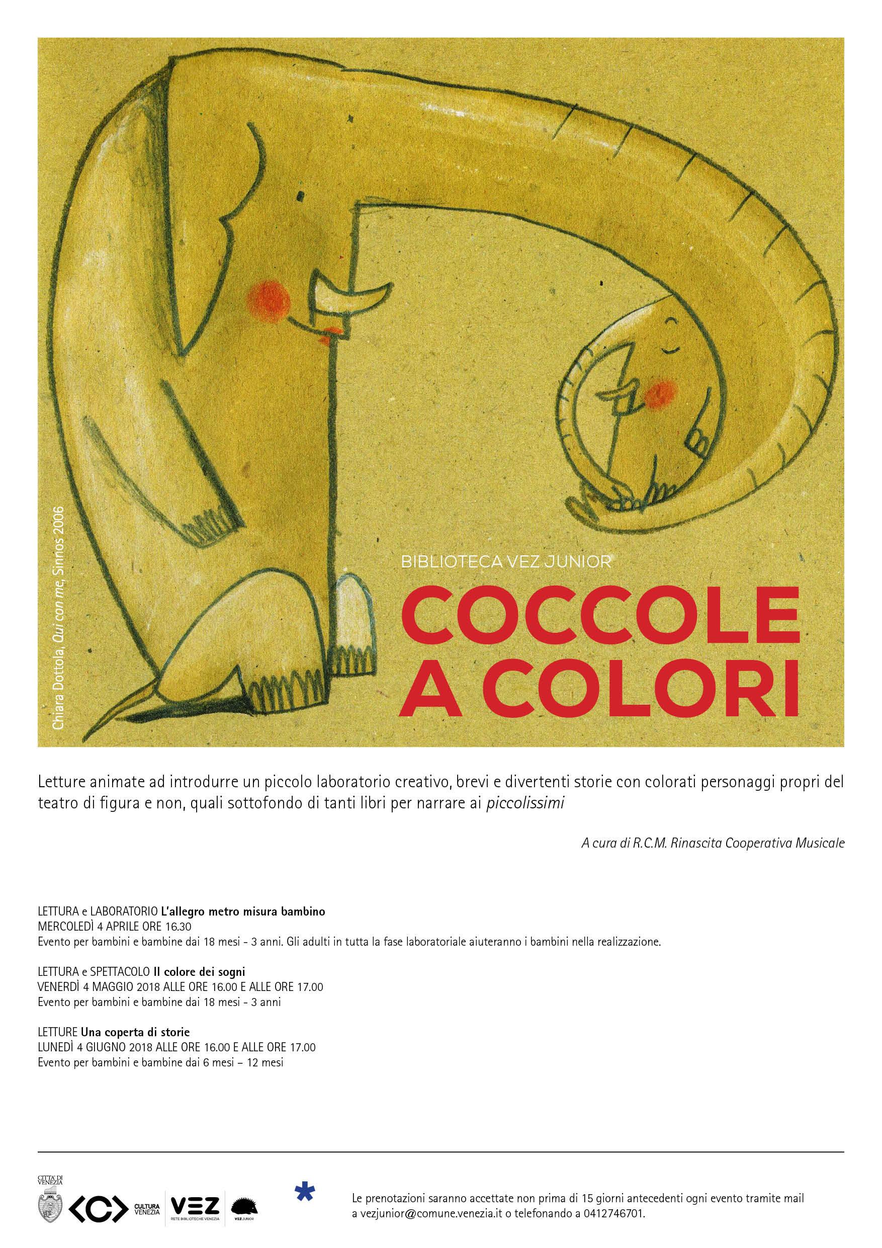 Coccole a colori