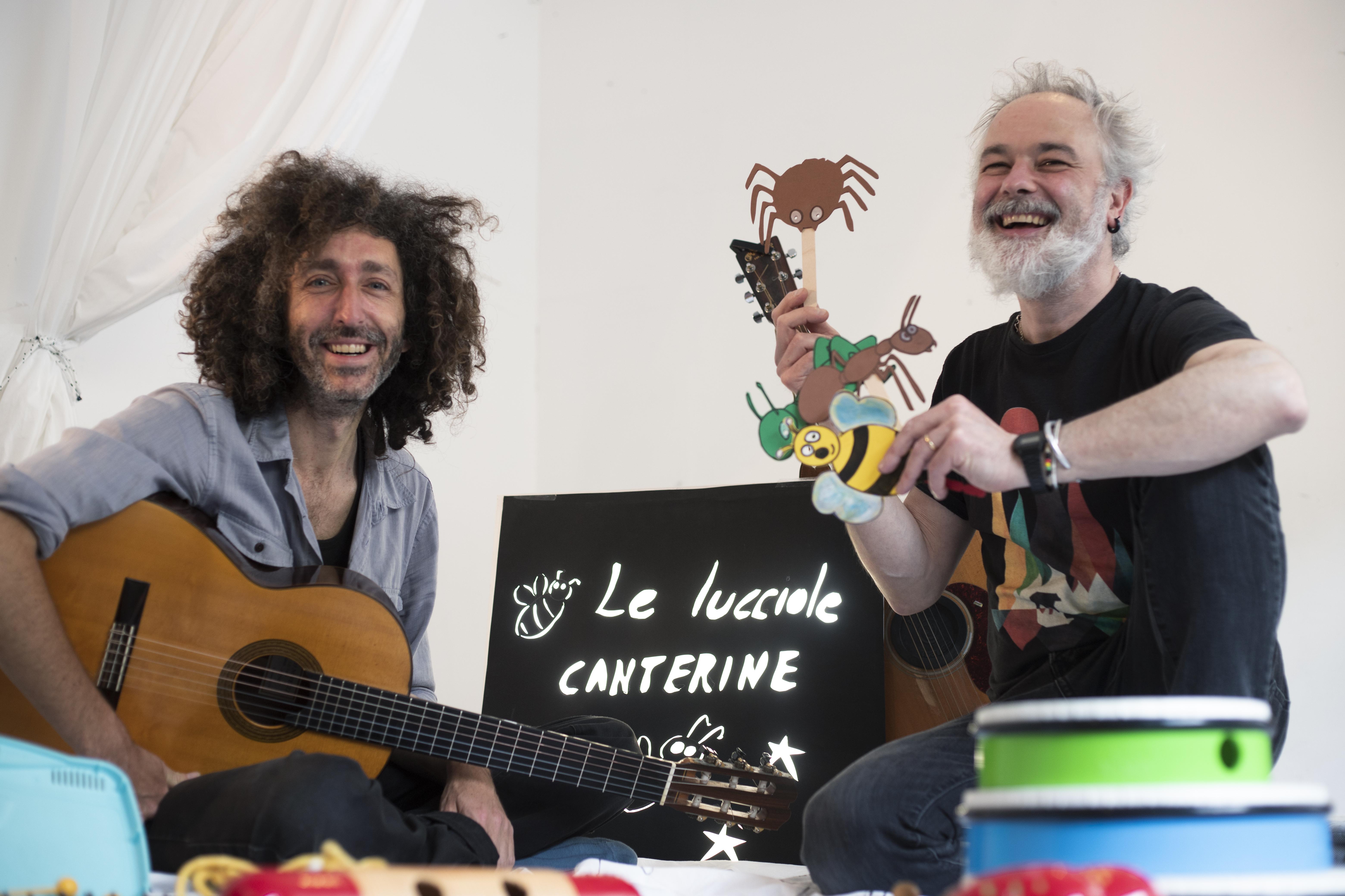 Andrea Marzari e Alberto Stevanato