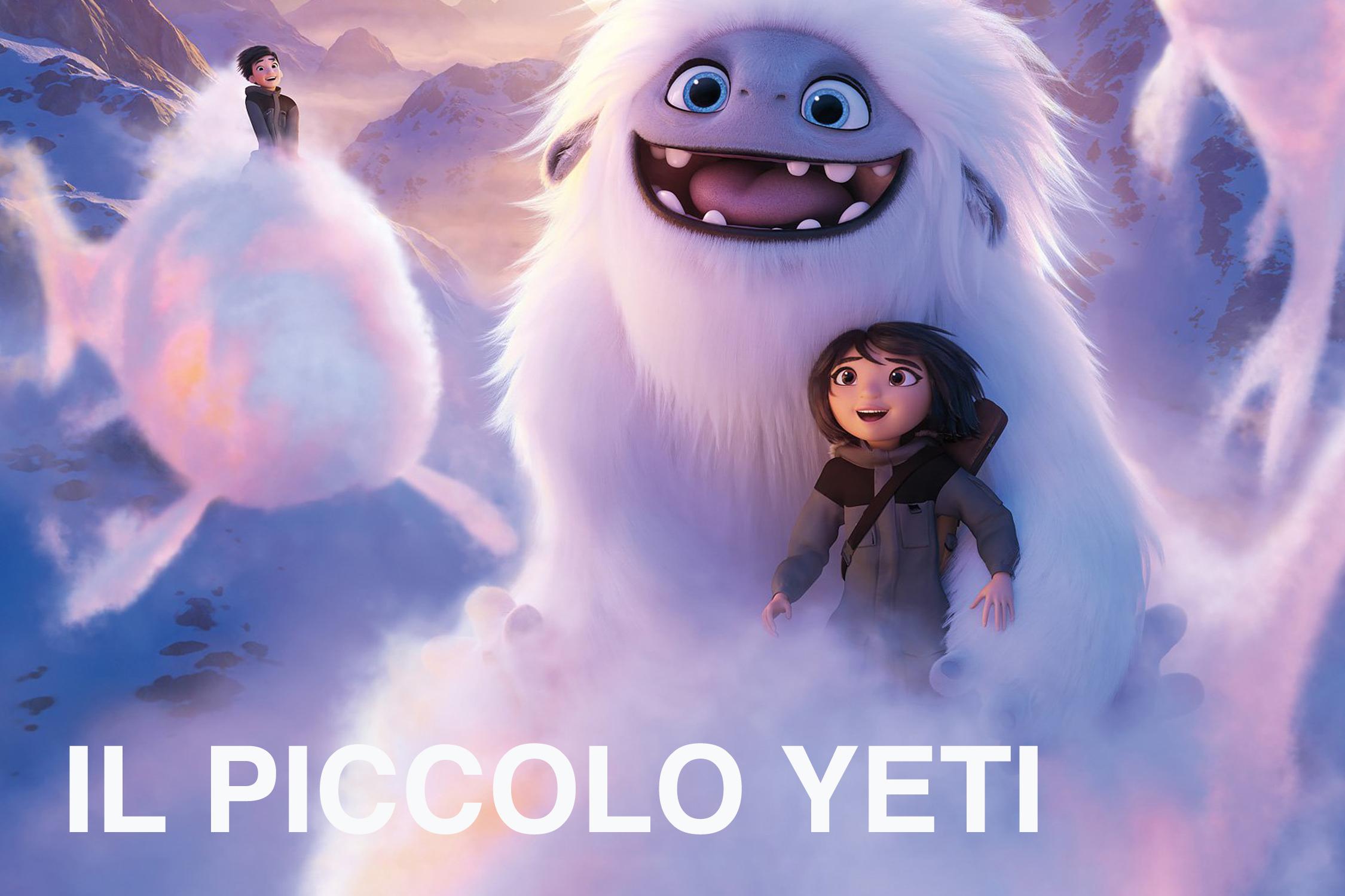 Il piccolo Yeti immagine film