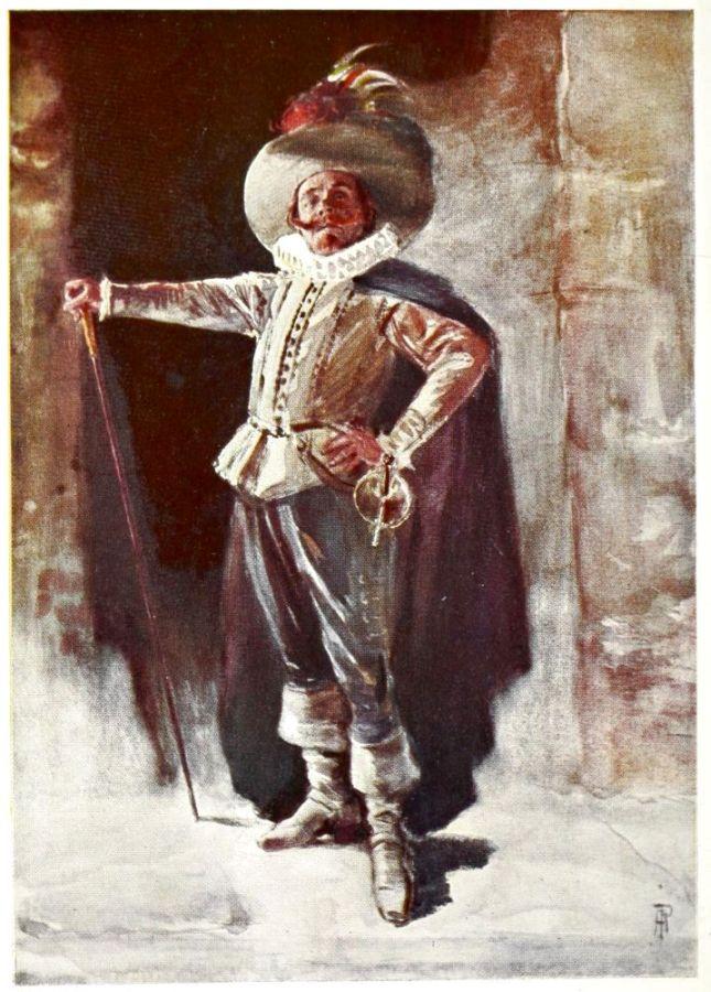Benoît-Constant_Coquelin_dressed_as_Cyrano_de_Bergerac