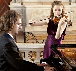 Il duo Bortolotto - Andri