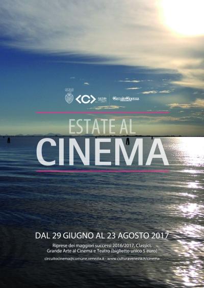 Locandina Magazine estate cinema