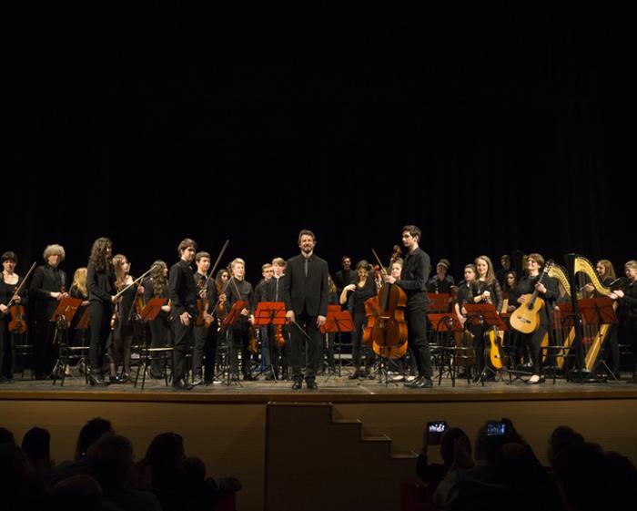GOM Giovane Orchestra Metropolitana