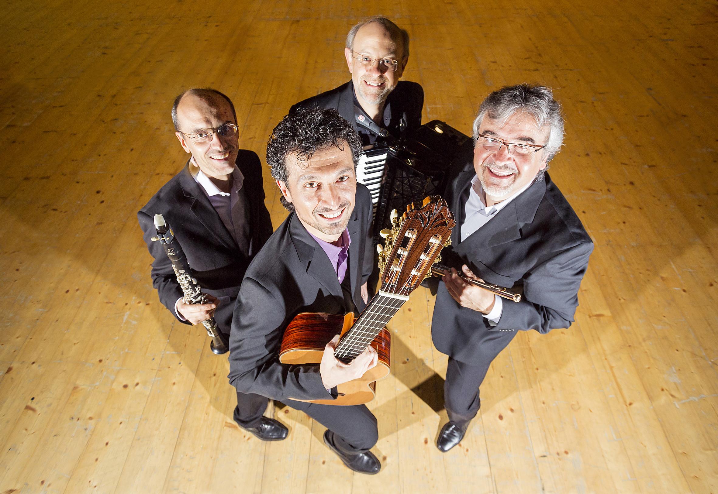 Quartetto Segovio - foto Andrea Pavan