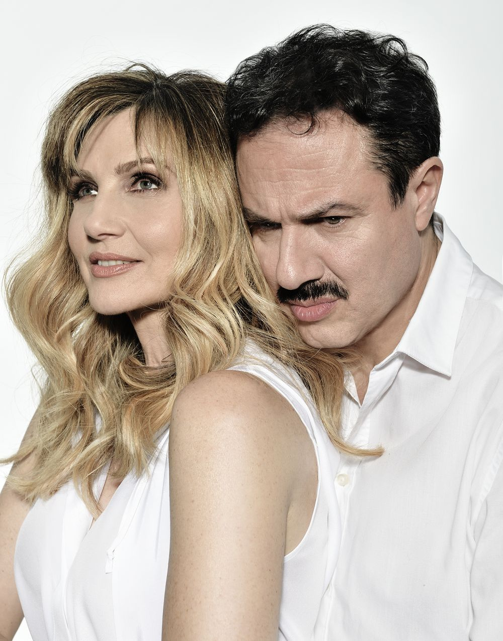 Giampiero Ingrassia e Lorella Cuccarini