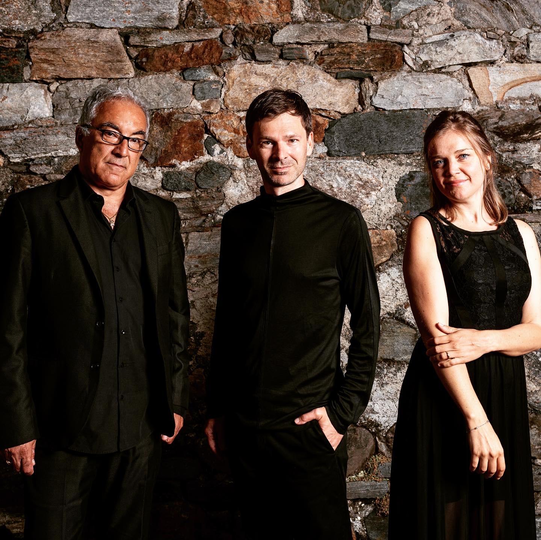 Andrea Vettoretti trio