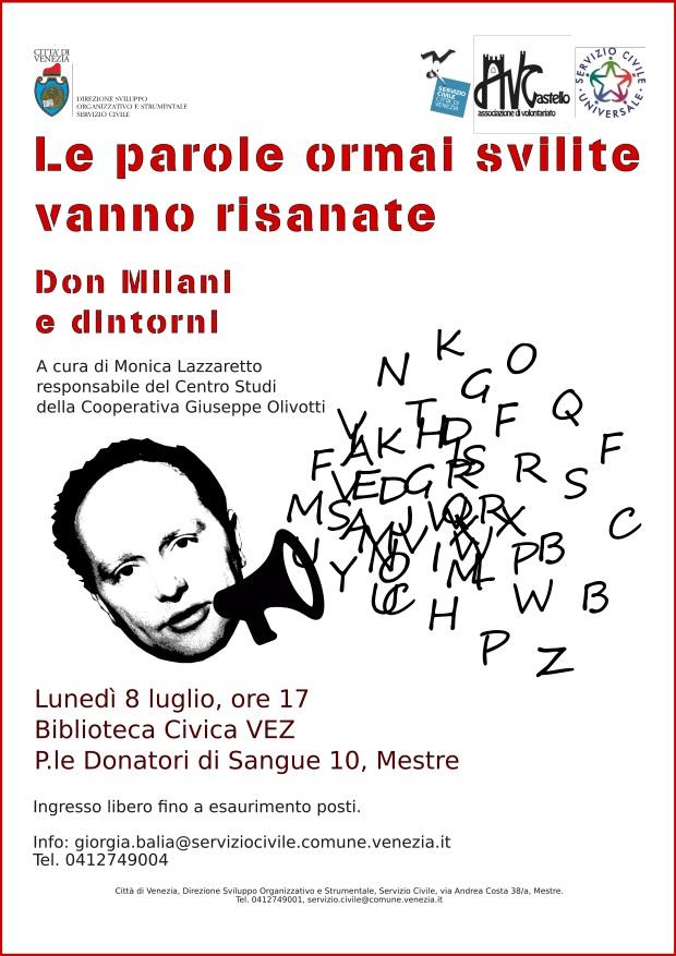 locandina Don Milani