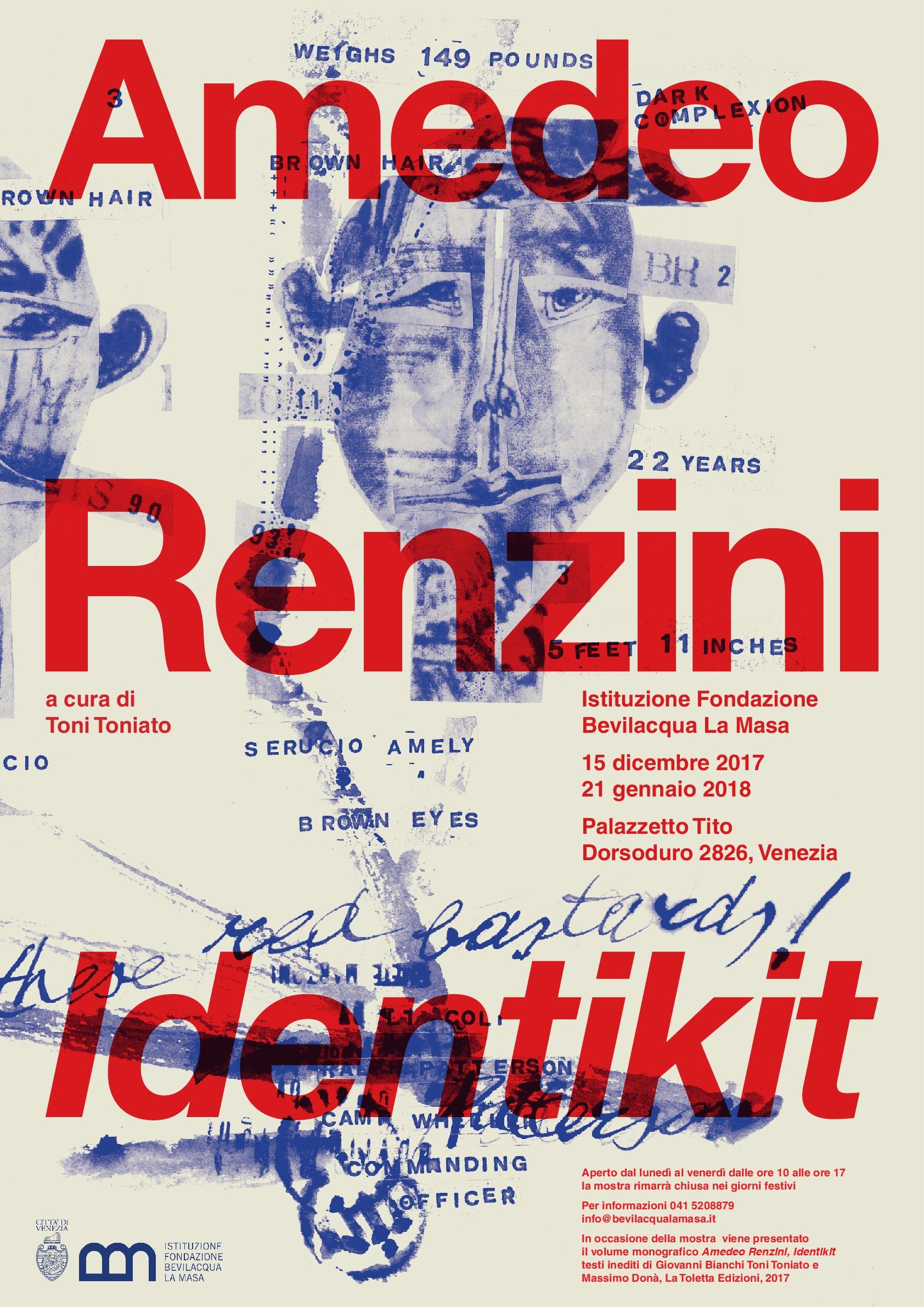 Amedeo Renzini. Identikit