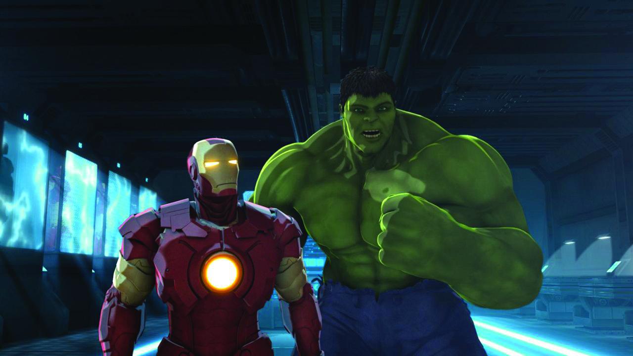 Visioni di Superheroes