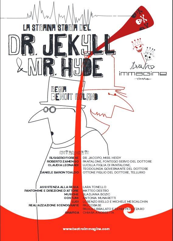 locandina di Dr. Jekyll & Mr. Hyde