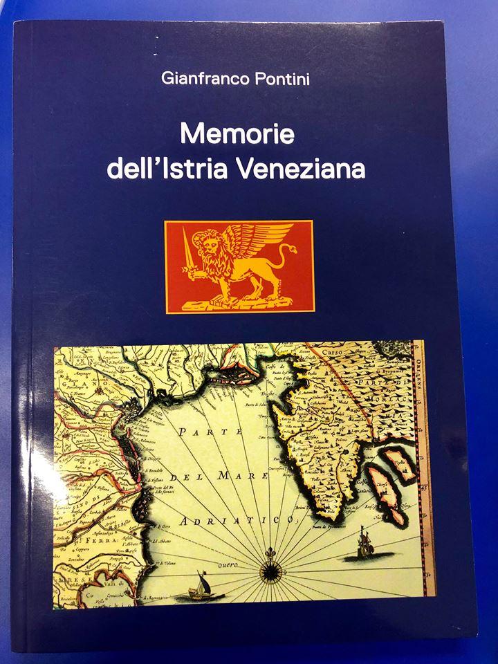 foto copertina Memorie dell'Istria Veneziana
