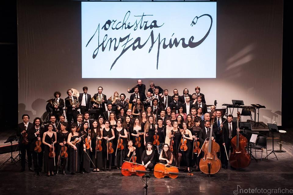 orchestra Senza spine