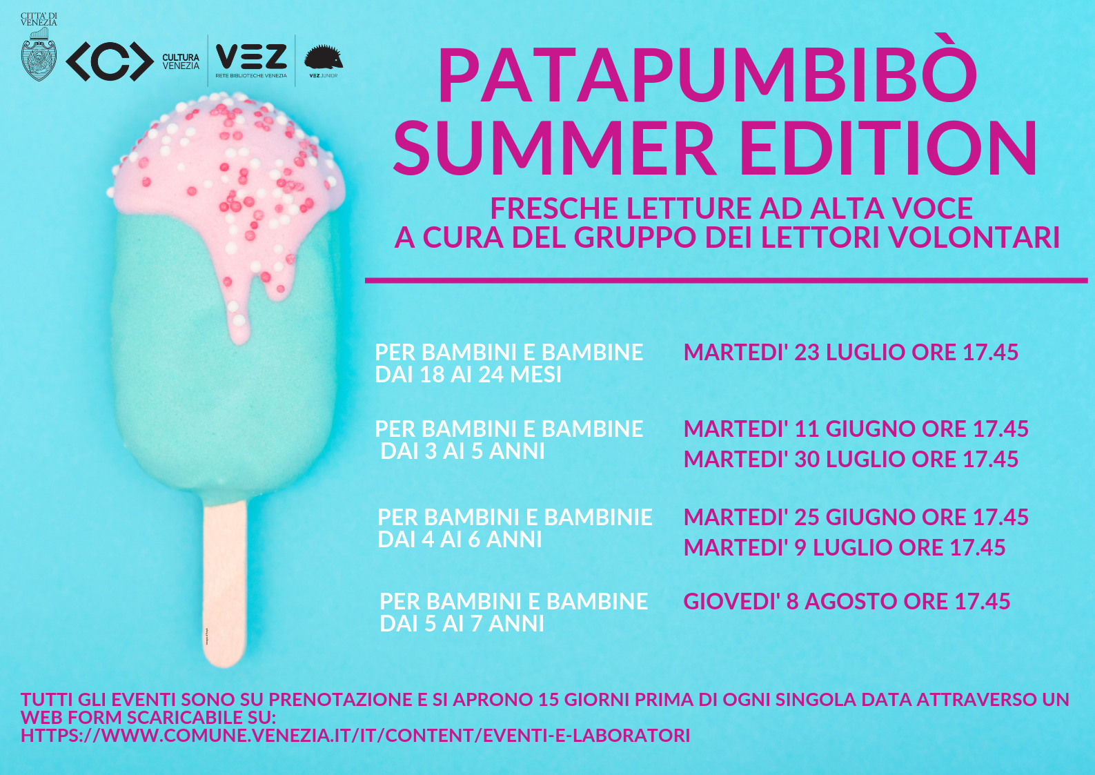 Patapumbibò Summer Edition