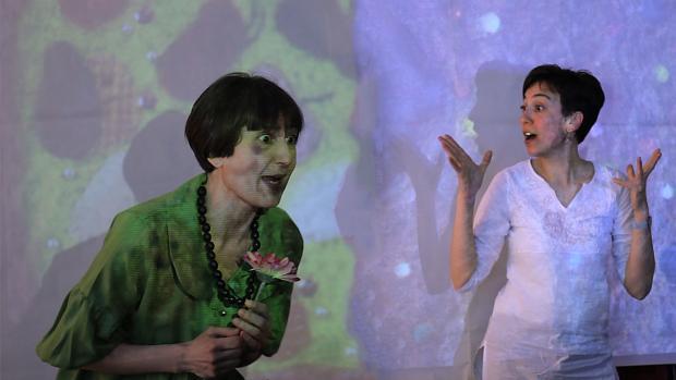 Silvia Piovan e Anna Arpini