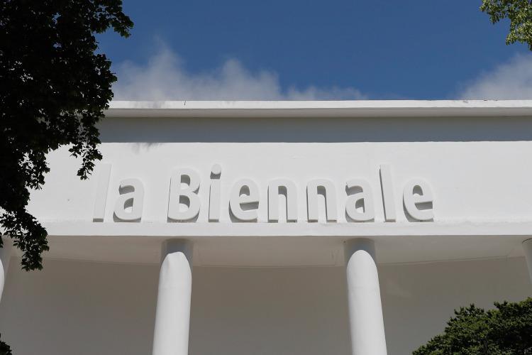 padiglione centrale biennale di venezia