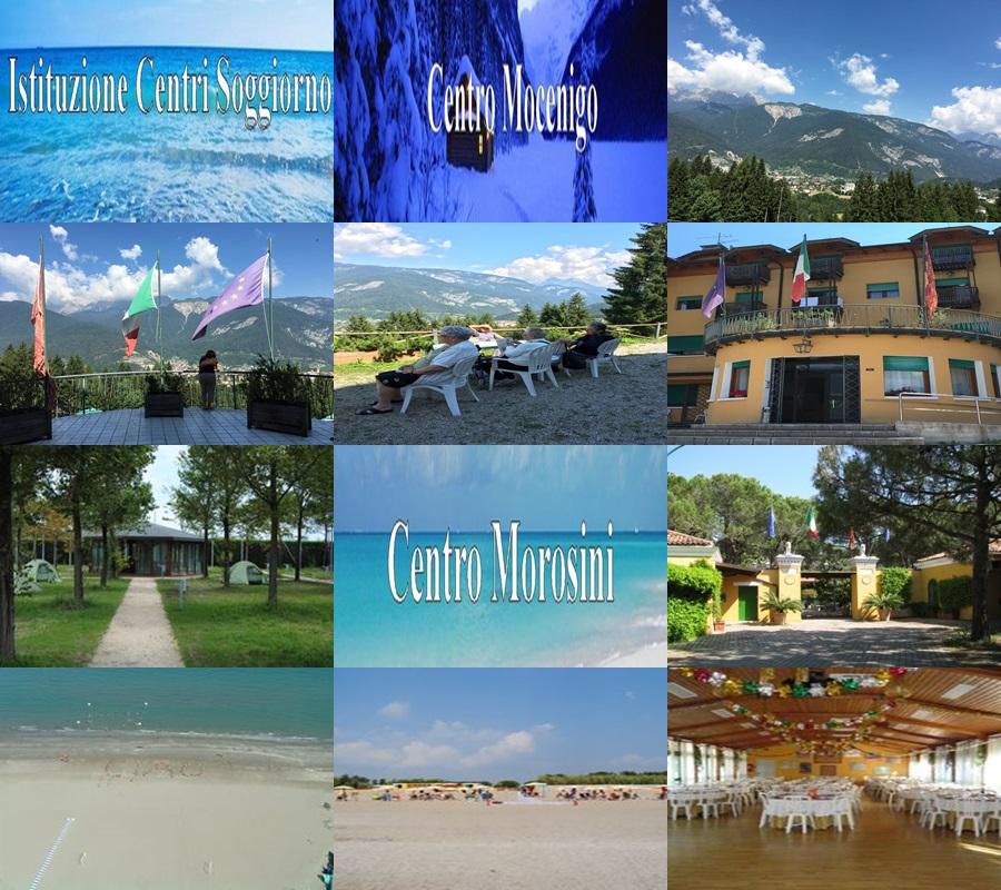 Istituzione centri di soggiorno comune di venezia for Venezia soggiorno