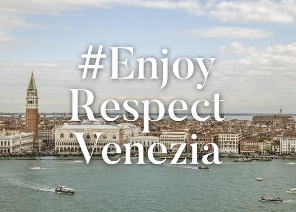EnjoyRespectVenezia | Comune di Venezia.