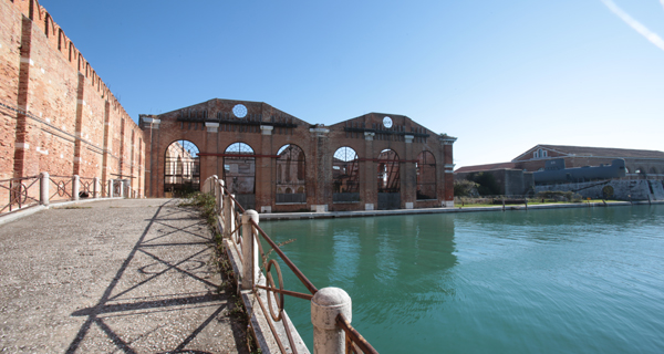 Immagine dell'Arsenale di Venezia