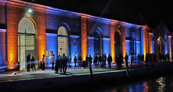 immagine di un evento all'arsenale
