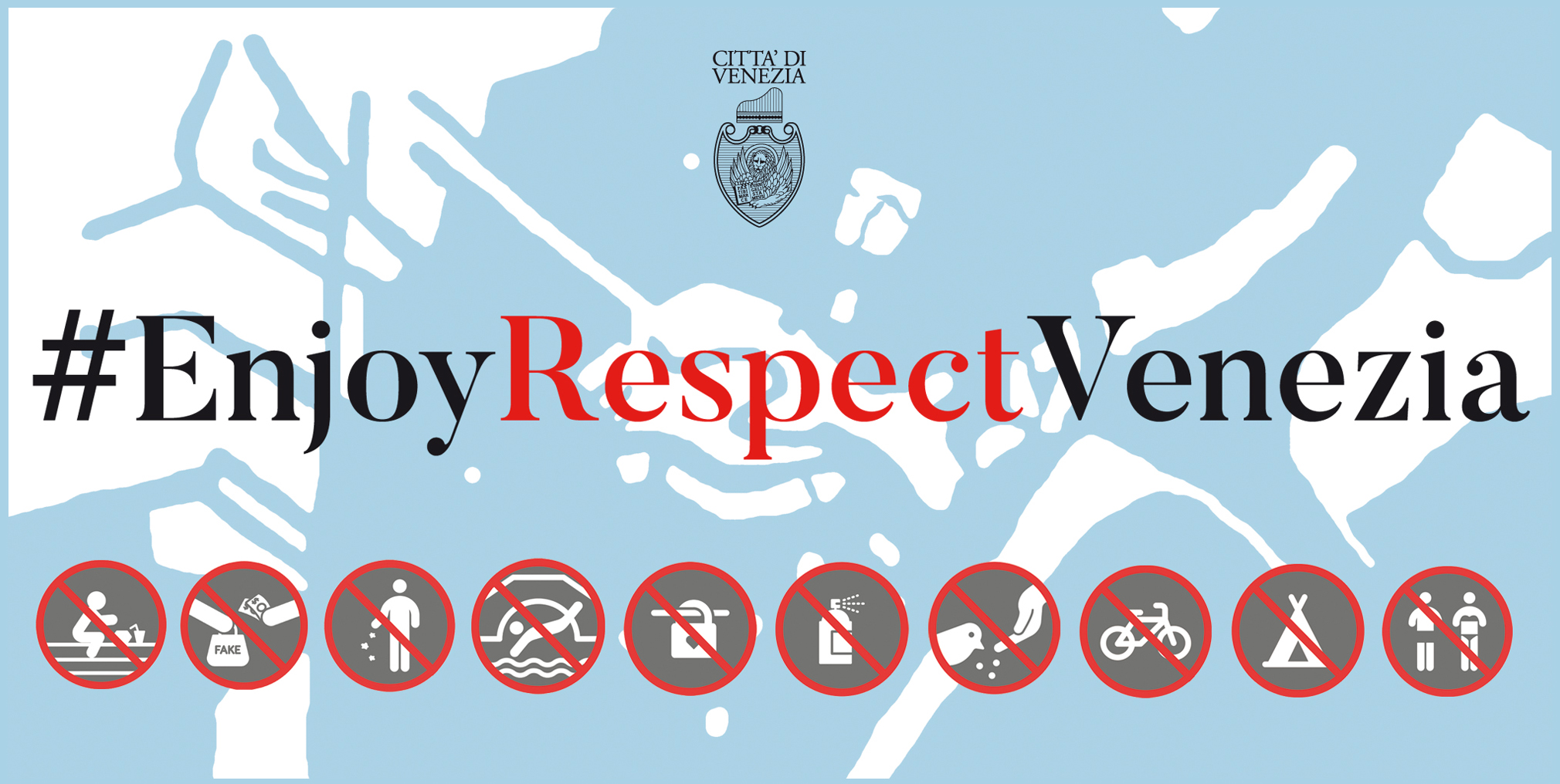 #EnjoyRespectVenezia