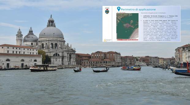 Contributo di accesso a Venezia