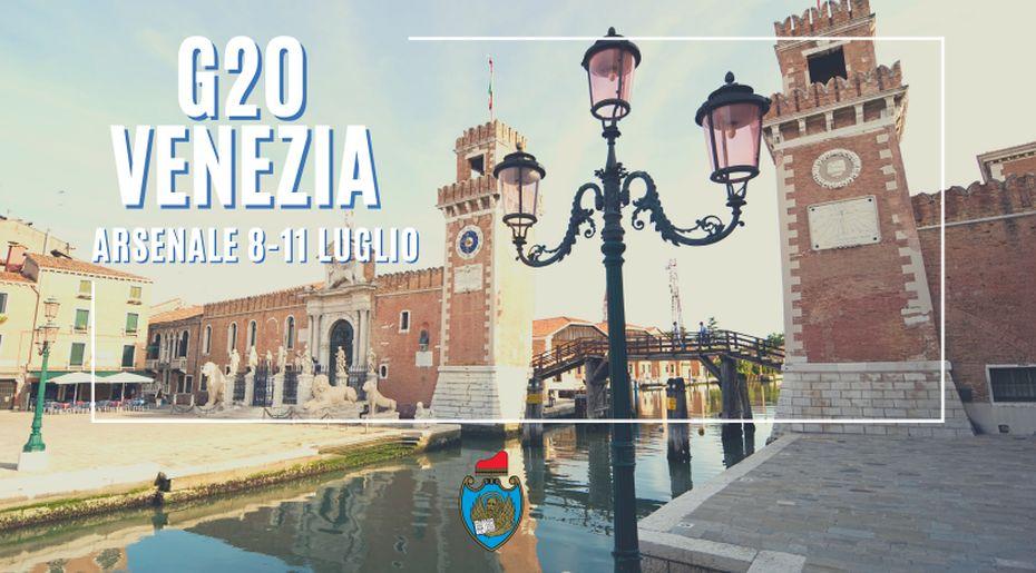 G20 dell'Economia a Venezia