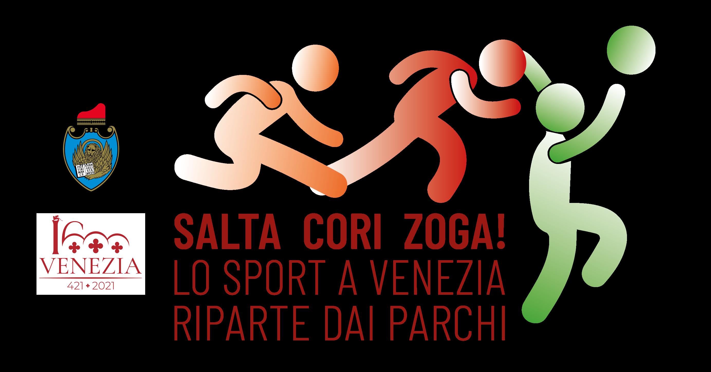Salta, cori, zoga! Lo sport a Venezia riparte dai parchi