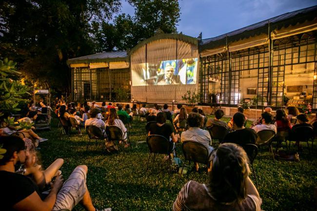 Serra dei Giardini, Venezia, 16 luglio 2020, Non ci resta che vincere di Javier Fesser