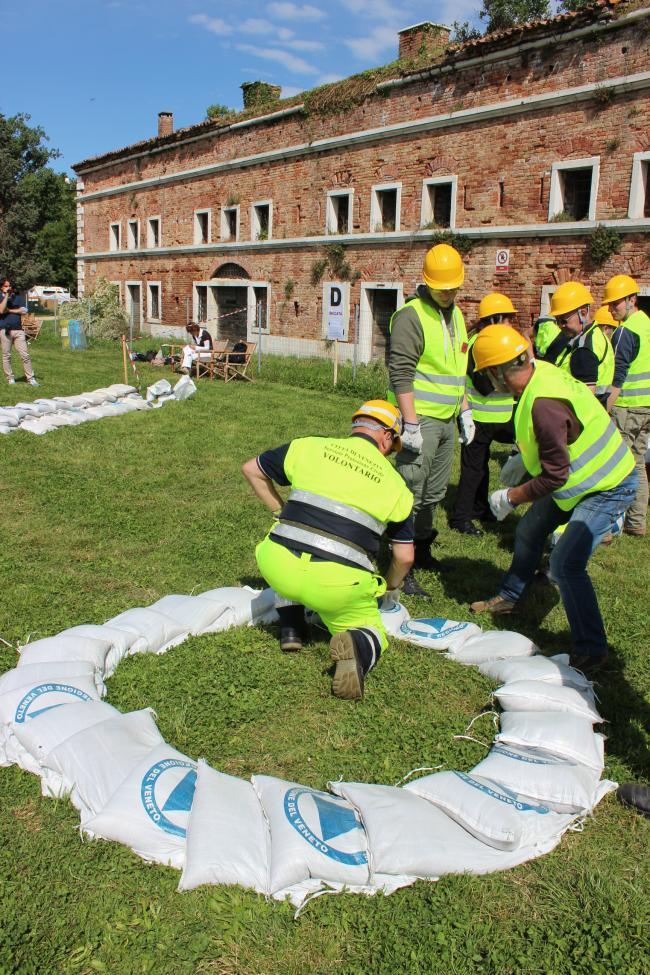 Giornata di formazione sulla costruzione Coronelle