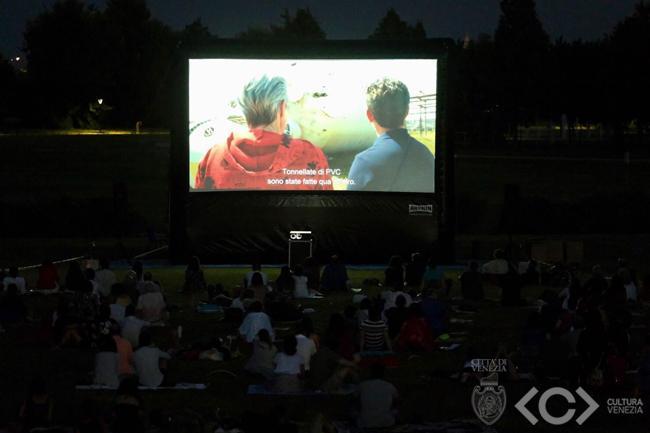 Parco San Giuliano, Porta Rossa, 10 luglio