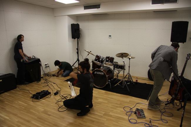 Hybrid Music, il primo approccio agli spazi