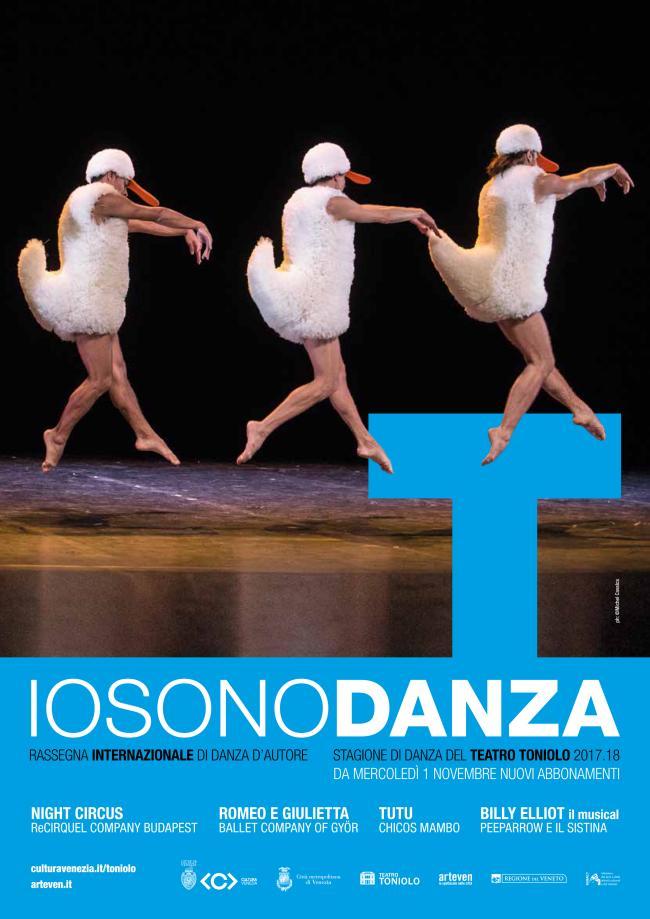 Manifesto Stagione di Danza