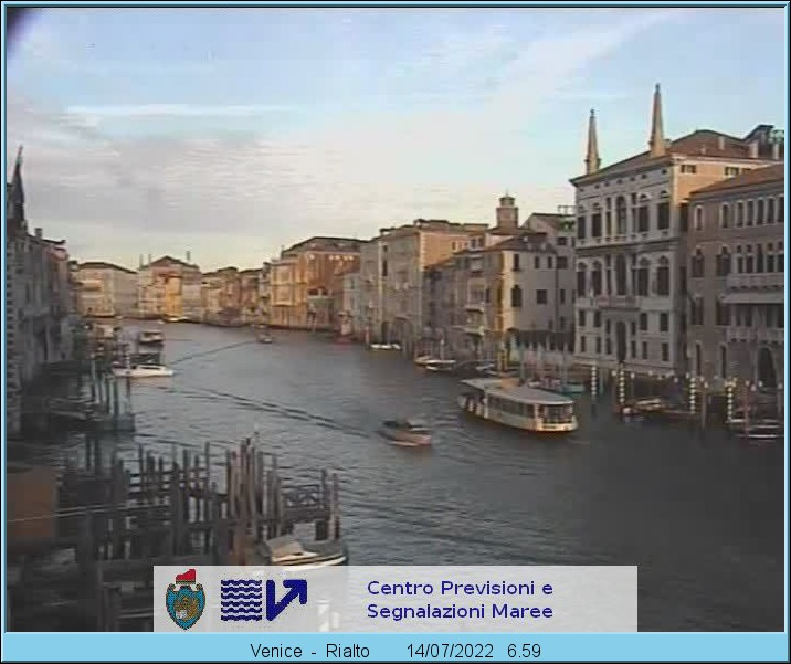 Venice, Italy - Webcam Image